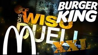 WISO-Duell: McDonald's vs. Burger King (Fast-Food im Check - ZDF)