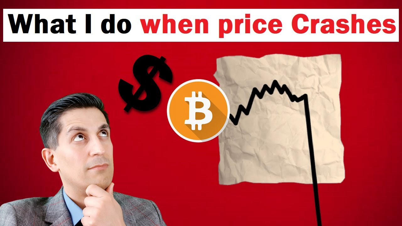 When Bitcoin and Markets CRASH, Here's What I Do (A Simple Strategy)