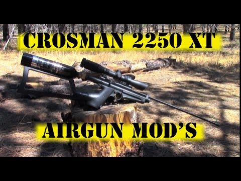 Rat Hunting with Crosman 1322 part 2 - смотреть онлайн на