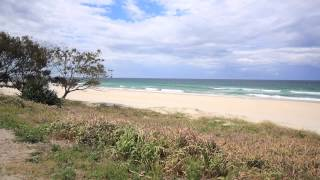 Vintage beachside dual living