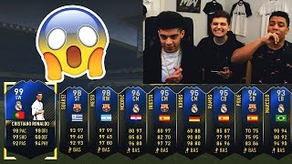 OPENING TOTY PACKS WITH A TWIST!