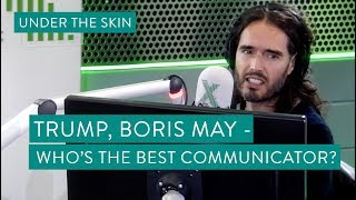 The Neuroscience Of Laughter & Play  - Under The Skin with Russell Brand #009