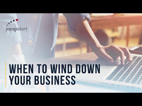 , title : 'When To Wind Down Your Business
