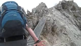 7tägige Hüttentour In Den Allgäuer Alpen Mit Heilbronner Höhenweg