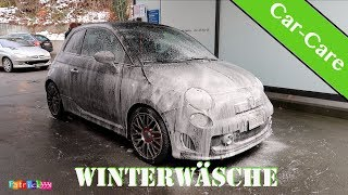 Car-Care | Winter-Quick-Wäsche & Nigrin Felgenreiniger Turbo | Folge 22