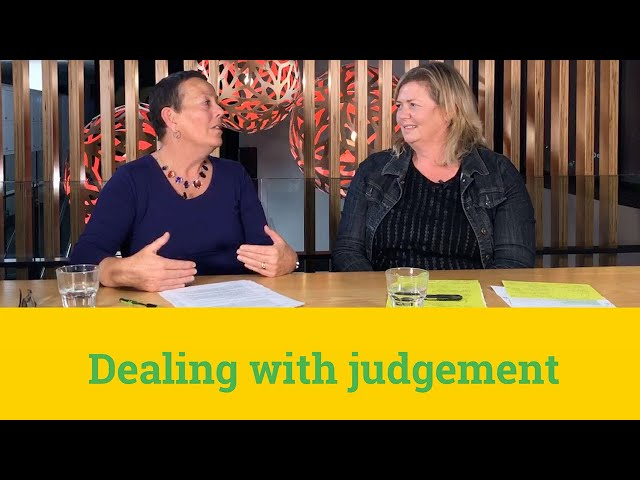 Dealing with judgement as a young parent