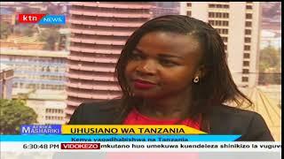 Afrika Mashariki: Uhusiano wa Kenya na Tanzania-Mahojiano