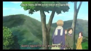 Natsume Yuujinchou Shi OP 4 sub español