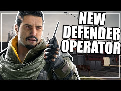 EARLY Goyo Gameplay, NEW EXPLOSIVE Deployable Shield! - Rainbow Six Siege Operation Ember Rise