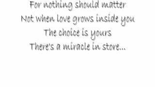 Whitney Houston   Miracle Lyrics