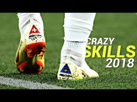 Crazy Football Skills 2018