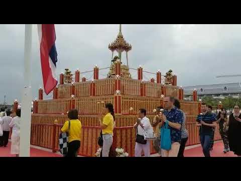 תאילנד - יום הולדתו ה-66 של המלך ראמה העשירי