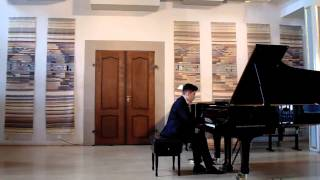 Alexandru Placinta - Beethoven Piano Sonata No.6 in F major , Op.10 No.2
