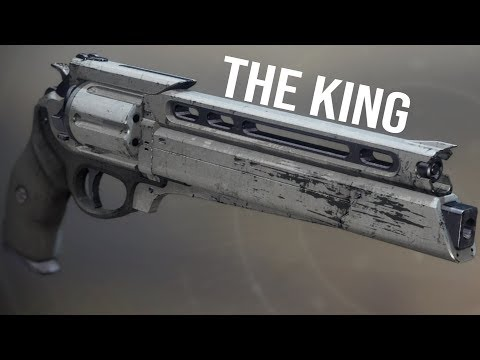 Why Rose Might Be The Best New Hand Cannon For Destiny 2 PvP