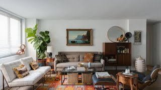 Eclectic Mid-Century Apartment, New York