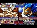 Dragon Ball Z: Budokai Tenkaichi 3 Goku Vs Vegeta