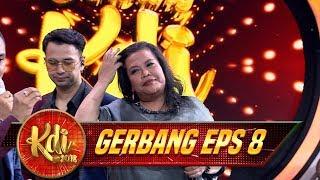 Bikin Mba Bertha GR!! Angga Ngefans Banget Sama Mba Bertha - Gerbang KDI Eps 8 (1/8)