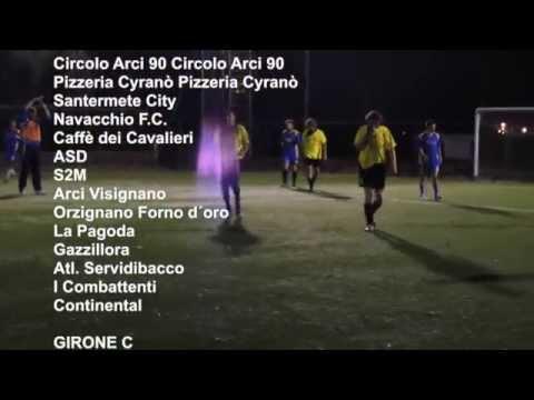 Preview video Campionato calcio a 7 2013/2014