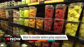 What You Need To Know Before Switching To A Vegetarian Diet