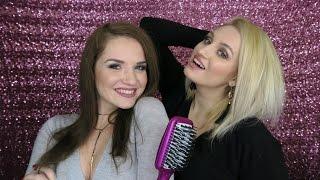 Cum să îți îndrepți părul în 2 minute și 18 secunde| Liss Brush 3D Babyliss by Ioana Dumitrache