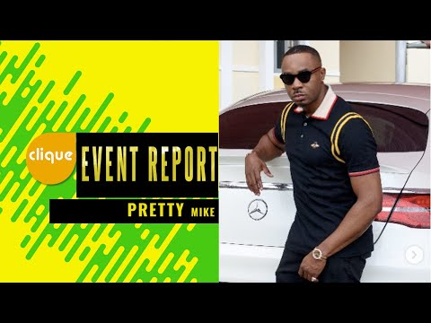 Twerkfest at Pretty Mikes birthday party in Lagos