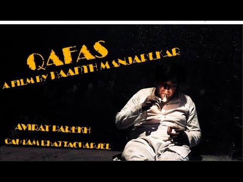 Qafas, short film. playing the role of Police Inspector.
