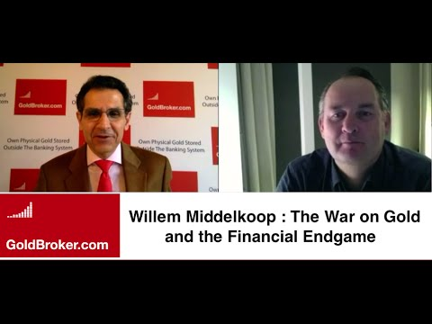 Willem Middelkoop: The War on Gold, Repatriation and the International Monetary System