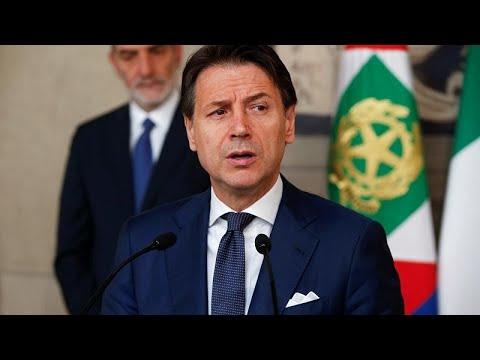 Ιταλία: Κόντε με το βλέμμα στις Βρυξέλλες, Σαλβίνι στην αντεπίθεση…