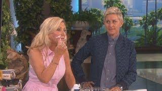 Ellen Looks Back at Kym Douglas' Best Moments