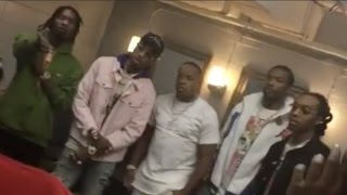 Yo Gotti, Meek Mill, Migos, Future, Young Thug Link Up Backstage Of Yo Gotti's Album Release Concert