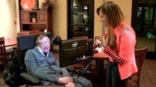 A Brief Interview with Stephen Hawking