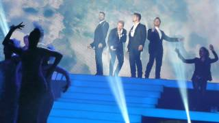 Boyzone - Nothing Without You, BZ20 Aberdeen