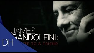 James Gandolfini: Tribute to a Friend