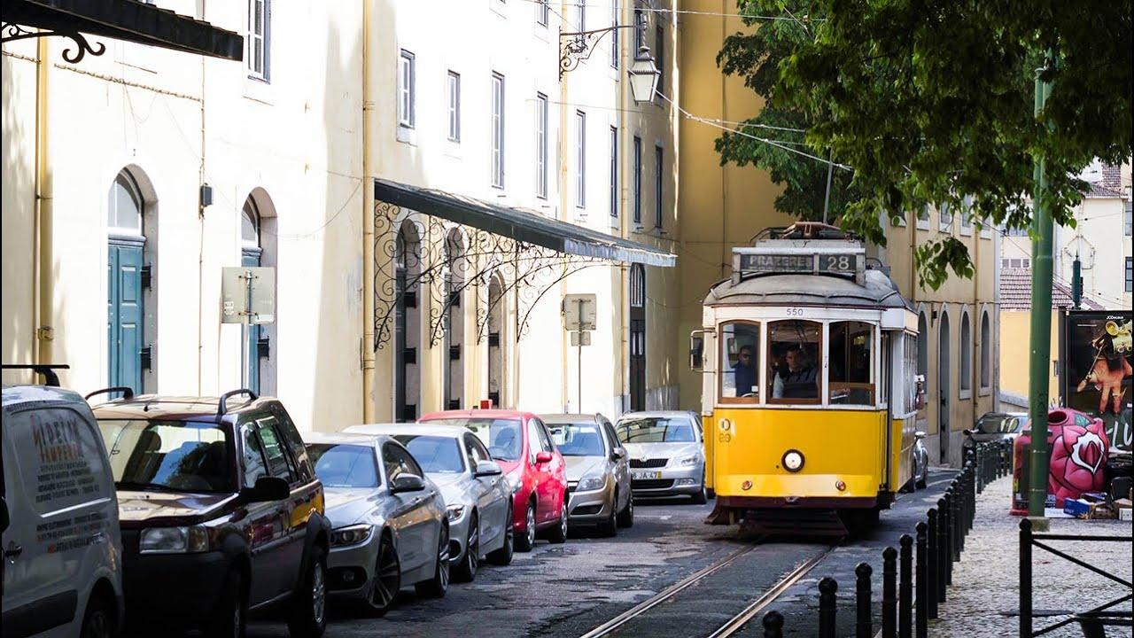 ☆ Lissabon vlog • Op stedentrip met mijn vriend en schoonfamilie ☆