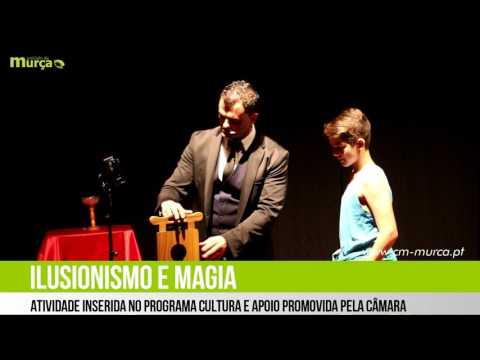 Espetáculo de Ilusionismo com Nuno Rodrigues em Murça