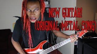 MY NEW GUITAR! (Original Metal Song)  ESP LTD H-351