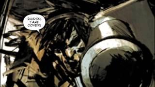 Metal Gear Solid 2 Digital Graphic Novel (HD Legacy Version) [1080p]