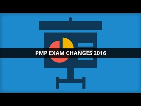 PMP® Exam Changes 2016 | PMP® Certification Training Course ...