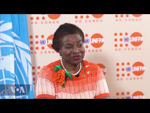 Interview with UNFPA Executive Director Dr.Natalia Kanem