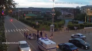 """Копия видео """"ДТП в Черемхово  13 июля 2017"""""""