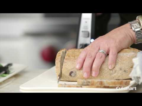 Cordless Lithium Electric Knife Demo (CEK-120)