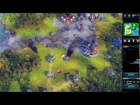 Battle Worlds: Kronos - Kickstarter Campaign Trailer thumbnail