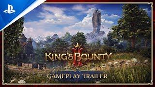 PlayStation King's Bounty II – Gameplay Trailer   PS4 anuncio