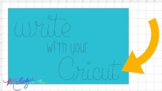 How to Write with Cricut