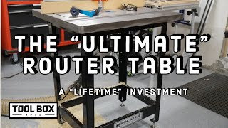 Rockler's Premium  Router Table