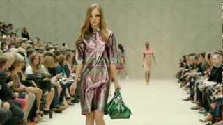 Full Show   The Burberry Prorsum Womenswear SS13 Show