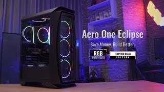 AeroCool Aero One Eclipse ARGB Tempered Glass | Краткий обзор
