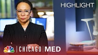 Goodwin Takes Control - Chicago Med (Episode Highlight)