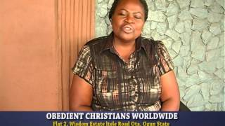 Obedience Of Faith By Tutu Omisore