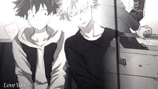 ❝I hate you, I love you, ...❞ ▪  Katsuki x Izuku